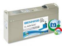 Baterije Benning Lionic